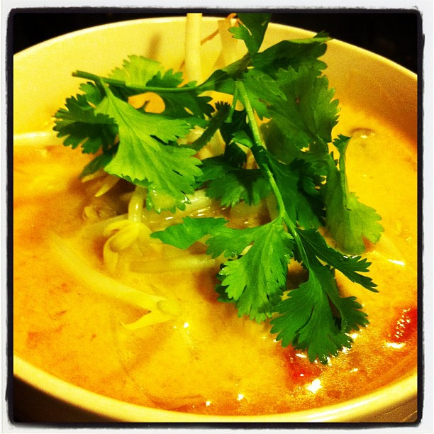 Wicked Thai Soup (1/2)