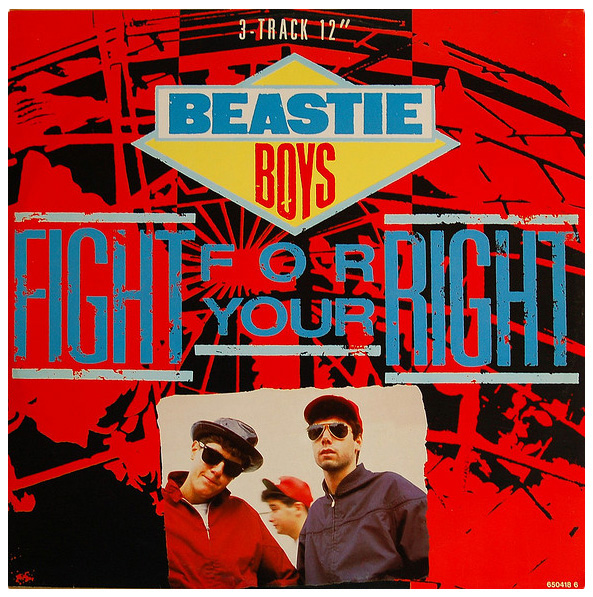 fight for your rights Lyrics to fight for your right by beastie boys: [intro] / kick it  / [verse 1] / you wake up late for school, man you don't wanna go.