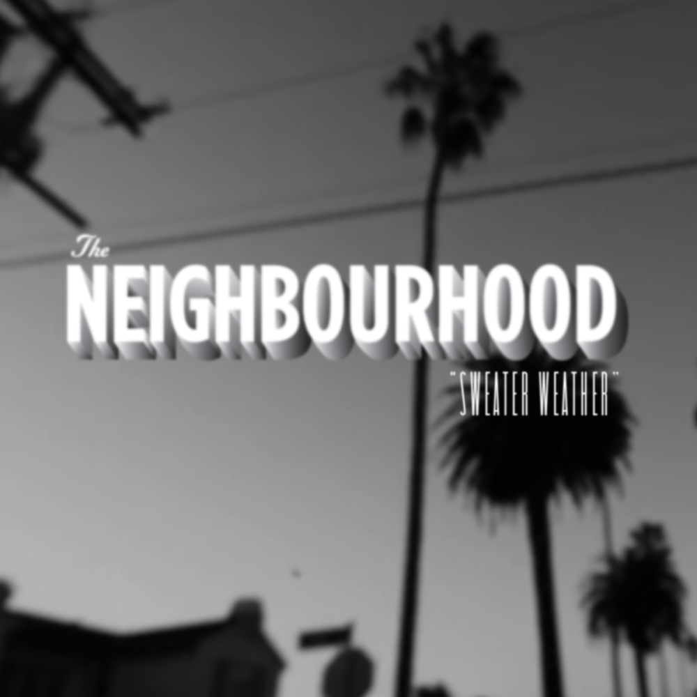 Checking out new band The Neighbourhood, and Jon & Roy cover Lead Belly (1/2)