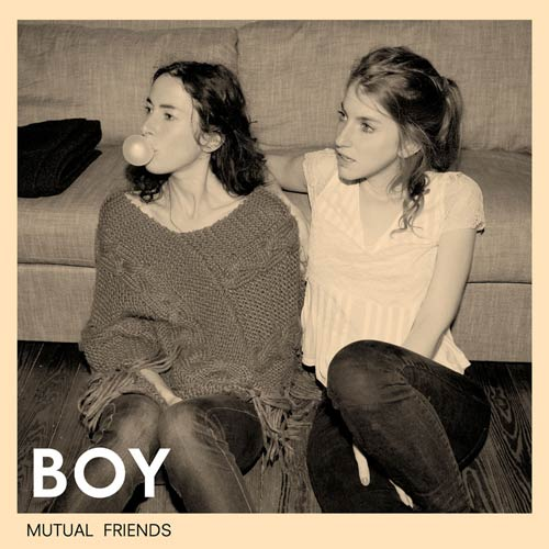 This is the beginning :: Germany's Boy & Sweden's First Aid Kit