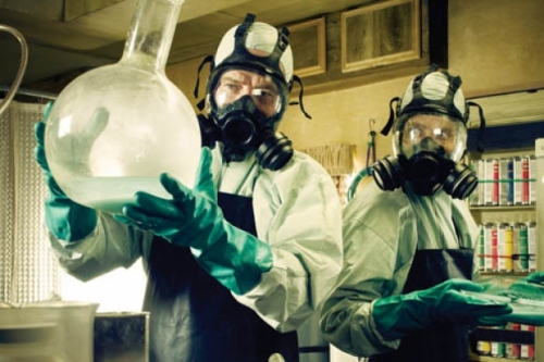 Breaking bad-meth