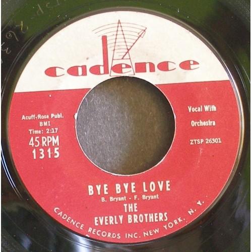 bye bye love