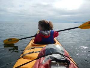 Kayaking two