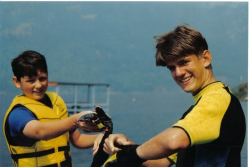 Jeremy and Bob - Christina Lake 2