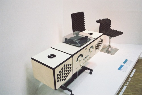 crazy turntable