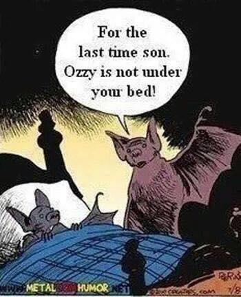 Ozzy Meme