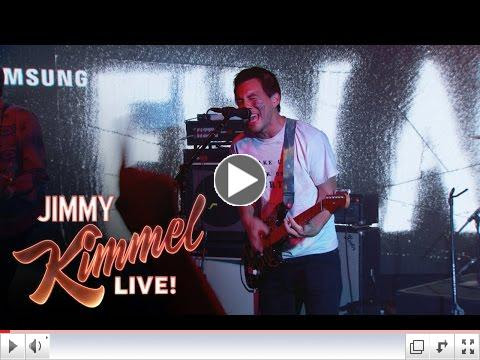 FIDLAR on Kimmel