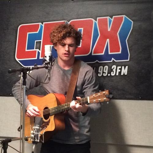 Vance Joy live at CFOX