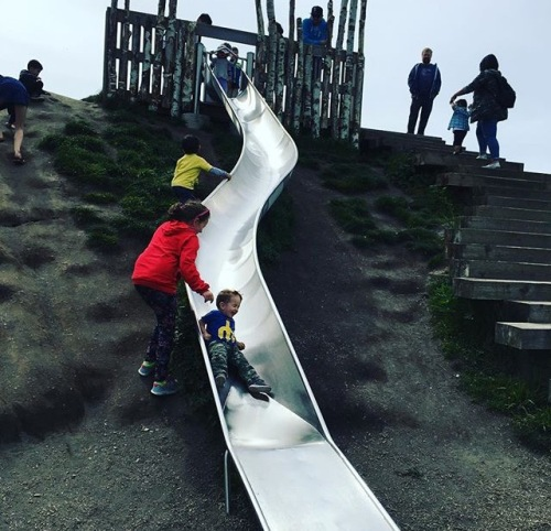 jack and maddy slide